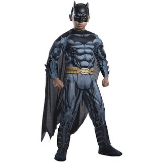 Rubies Deluxe Batman Child Costume - Black