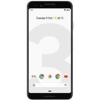 Google Pixel 3 64GB Unlocked GSM & CDMA 4G LTE Android Phone w/ 12.2MP Rear & Dual 8MP Front Camera