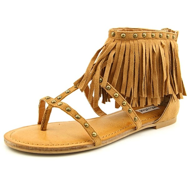 Not Rated Xenia Women Open Toe Canvas Gladiator Sandal