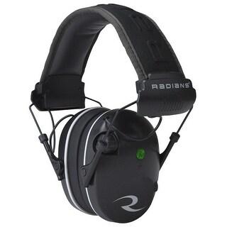 Radians r3200ecs radians r3200ecs r3200 black / gray - dual microphone