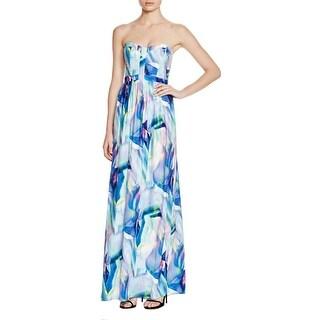 Parker Womens Casual Dress Tie Dye Sleeveless - 10