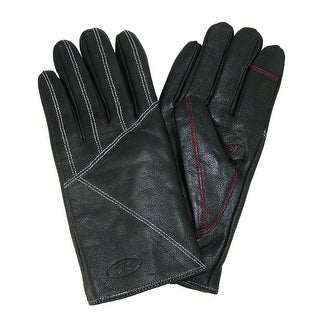 Rawlings Men's Piece Lamb Leather Touch Screen Dress Glove - Black
