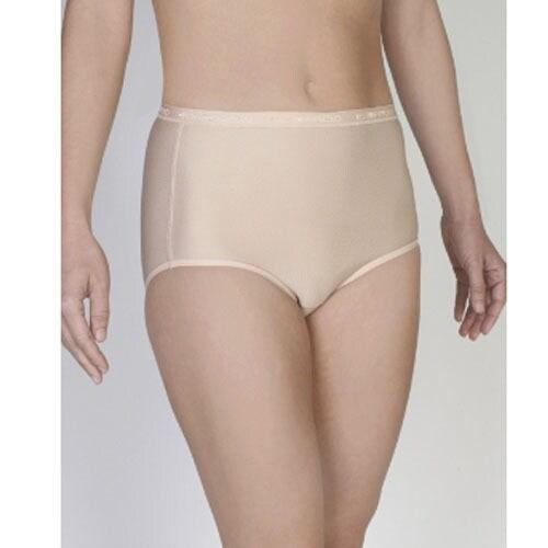 Exofficio Give-N-Go Full Cut Briefs, Womens Underwear - Black - XxL