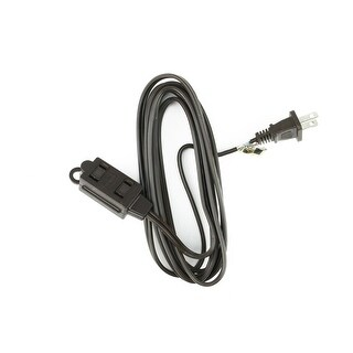 9' Brown Stanley 3 - Outlet Indoor Extension Cord