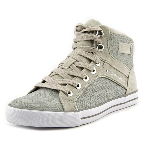 G By Guess Opall 12 Women Canvas Gray Fashion Sneakers