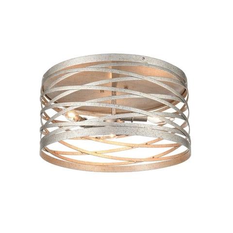 Millennium Lighting Metal Flushmount Ceiling Light