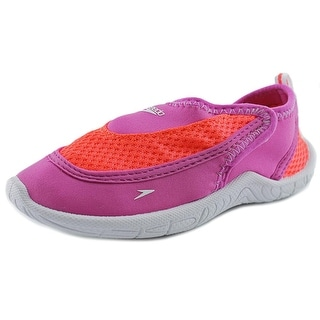 Speedo Kids Surf Walker Pro 2.0 Toddler Round Toe Synthetic Pink Water Shoe