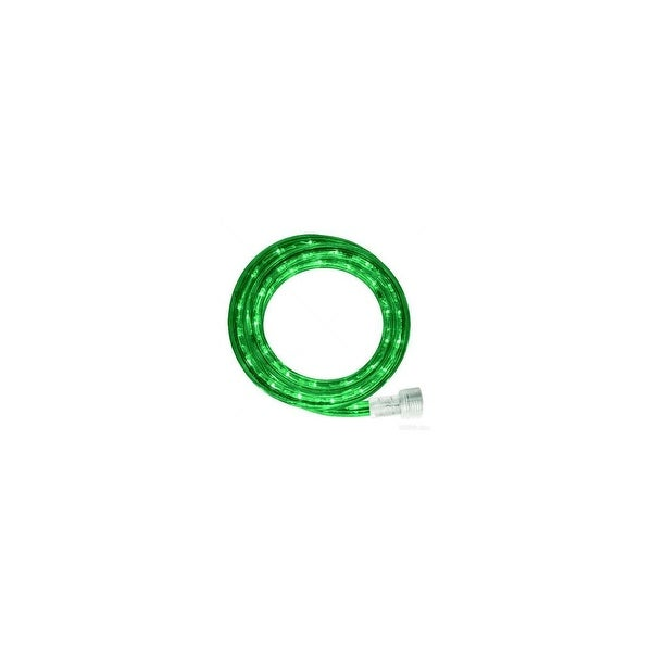 Christmas at Winterland C-ROPE-LED-GR-1-10-18 Holiday 18 Foot LED Rope Light - green - N/A
