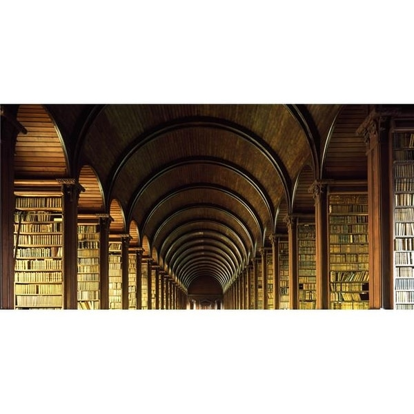Shop Thomas Burgh Library Trinity College Dublin Ireland Poster