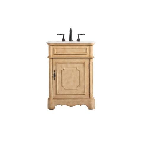Fabian Bathroom Single Vanity Set