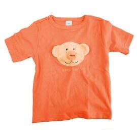 Baby Beeps Tangerine T-Shirt XS 2-4T