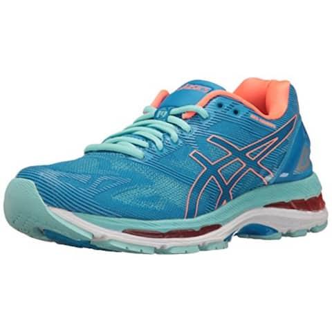 Asics Womens Gel Nimbus 19 Running Shoes Comfort Athletic