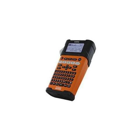 Brother mobile solutions pt-e300 industrial handheld labeling - Orange