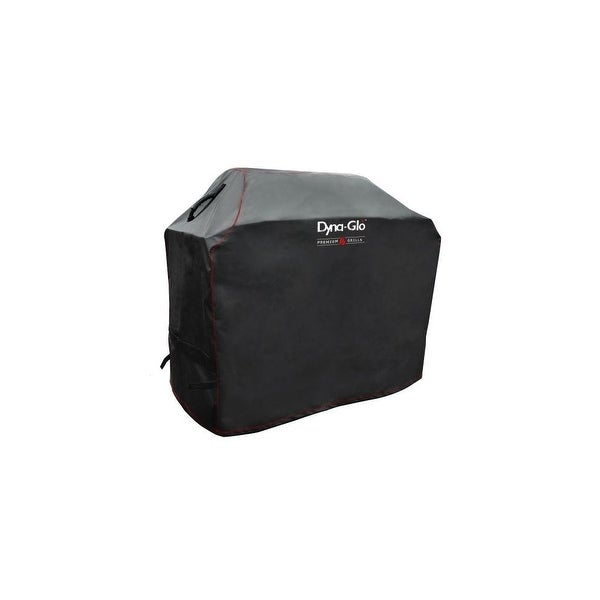 "Dyna Glo Grill Cover 5 Burner: Shop Dyna-Glo DG500C 57"" Wide Grill Cover For Use With 5"