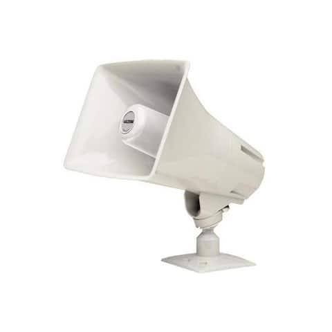 Valcom v-1048c-gy talkback paging horn - gray