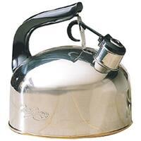 Ekco 3527017 Whistling Tea Kettle, 2-1/3 Quarts