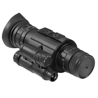 LUNA OPTICS Gen-2P 1x AA Mini Night Vision Infrared Monocular