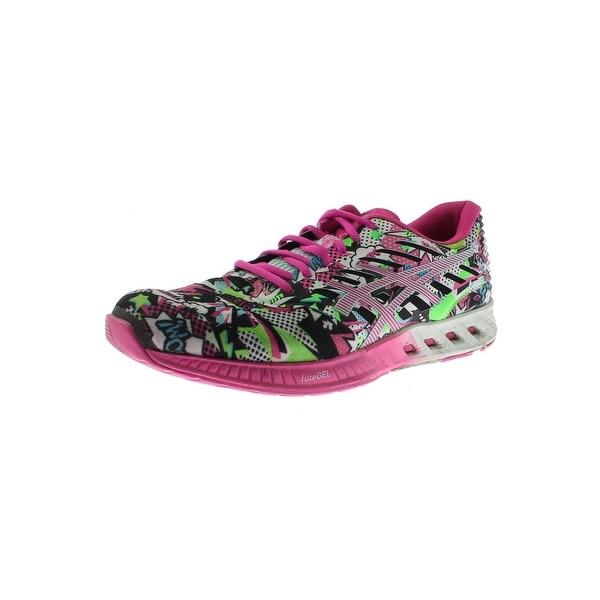 Shop Asics Womens Fuzex Running Shoes FuzeGEL Graphic - Ships To ... 1c8b39933