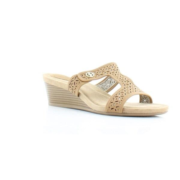 Giani Bernini Brezaa Women's Sandals Caramel - 11