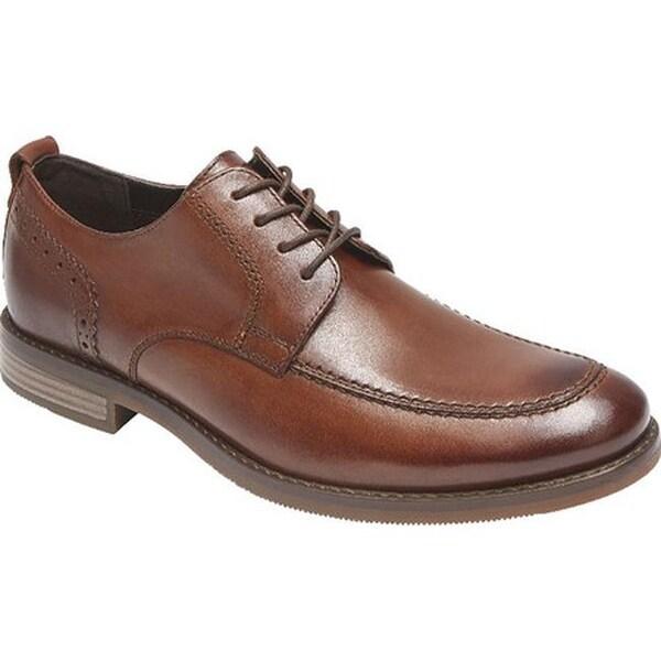 Apron Rockport Wynstin Brown Shop Leather On Toe Oxford Sale Men's qSgtx6wH