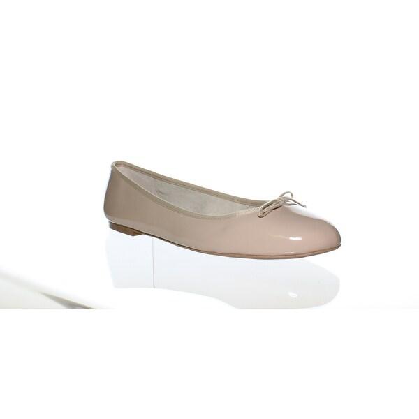3a37aff88 Shop Sam Edelman Womens Finley Tan Ballet Flats Size 9.5 - On Sale ...