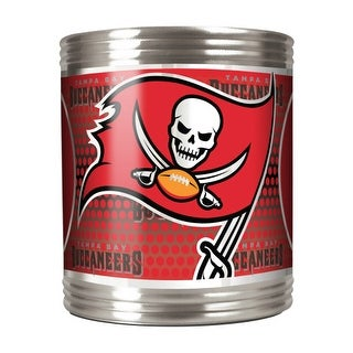 Great American Products Tampa Bay Buccaneers Can Holder Stainless Steel Can Holder