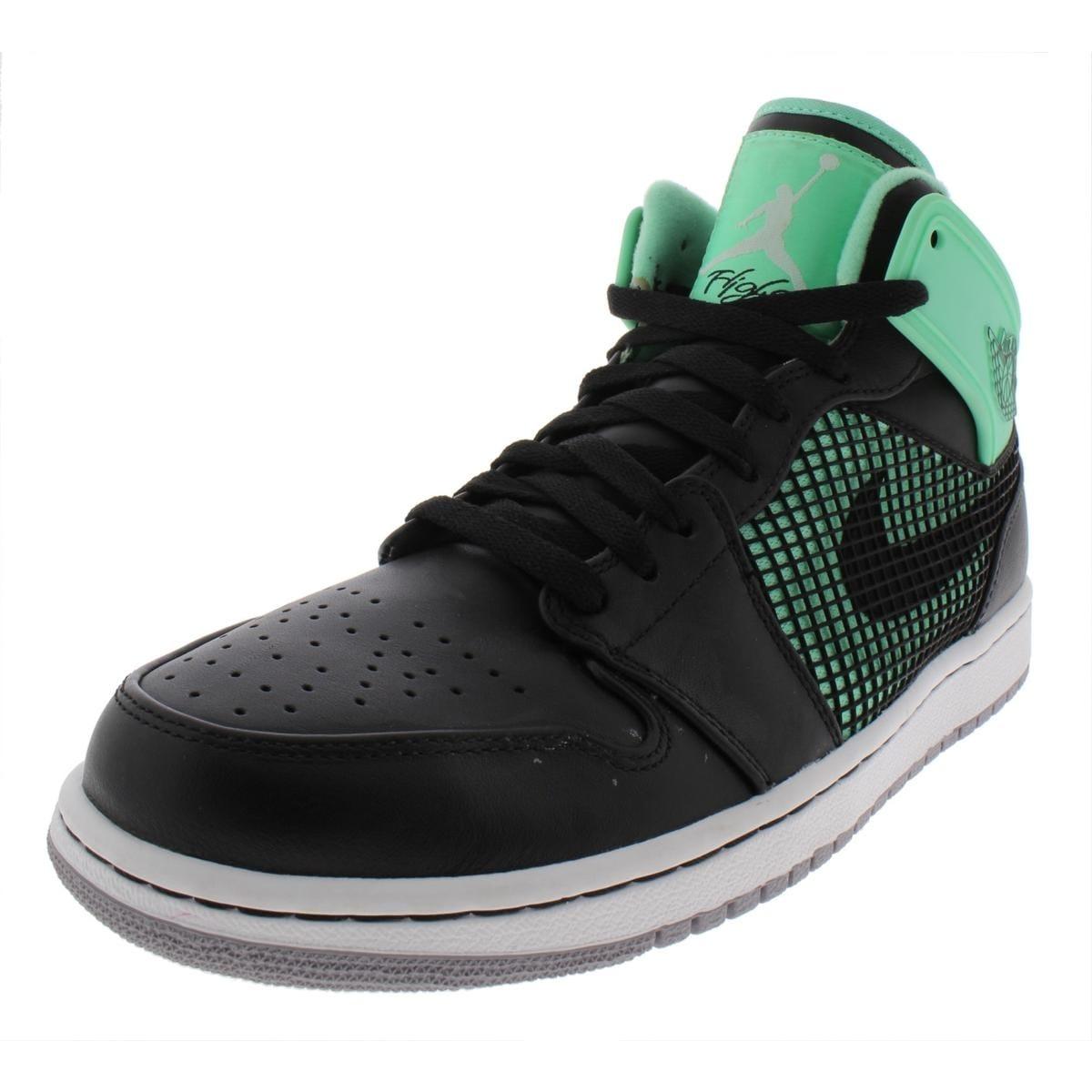 pretty nice 8561e 679e7 Nike Mens Air Jordan 1 Retro '89 Basketball Shoes Leather Hightop
