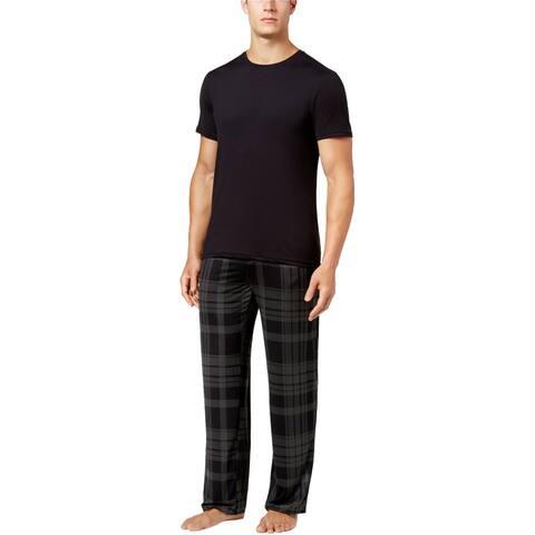 32 Degrees Mens Ss Pajama Set
