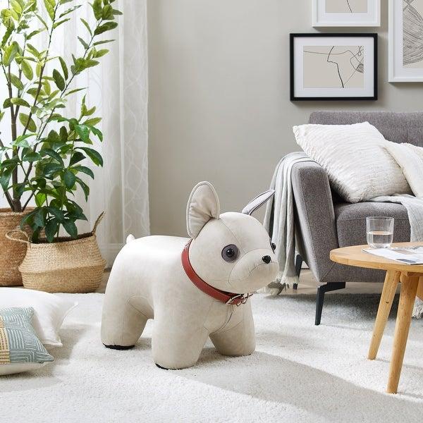 Art-Leon Cute Dog Animal Ottoman. Opens flyout.