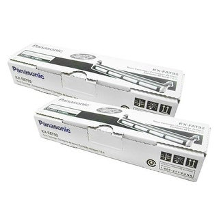 Panasonic KX-FAT92 Replacement Toner Cartridge For KX-MB781 2 Pack New