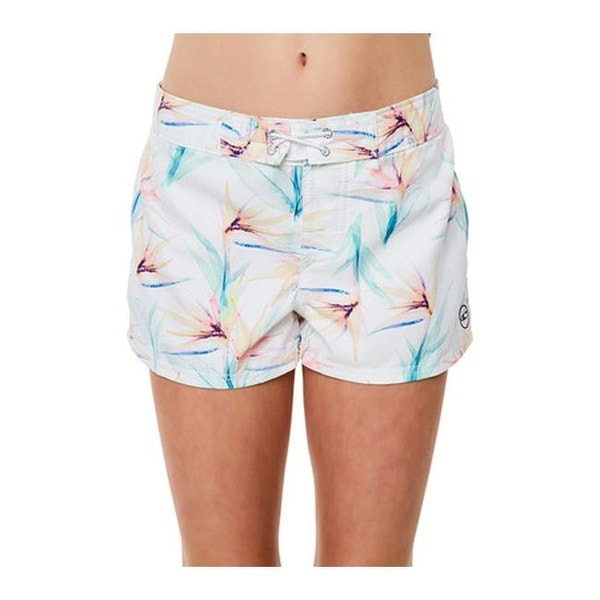 0f03171a9e Shop O'Neill Girls' Breeze Boardshort - Big Kids White - Free Shipping On  Orders Over $45 - Overstock - 22206053