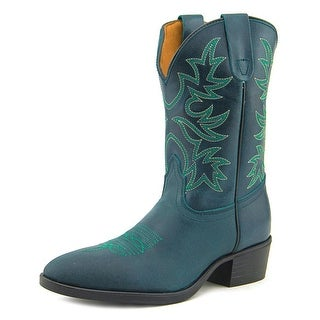 Dan Post Carter EW Pointed Toe Leather Western Boot