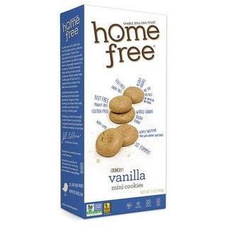 Homefree - Mini Vanilla Cookies ( 6 - 5 OZ)