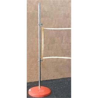 Olympia Sports GY254M Fillable Game Base with 6 ft. Pole & Slides
