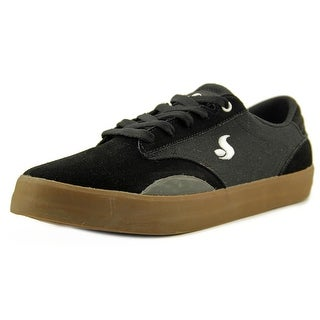 DVS Daewon 14 Round Toe Canvas Sneakers