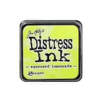 Ranger THoltz Distress Mini Ink Pad Squz Lemonade