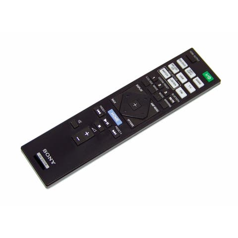 OEM Sony Remote Control Originally Shipped With: STRDN1060, STR-DN1060, STRDN860, STR-DN860