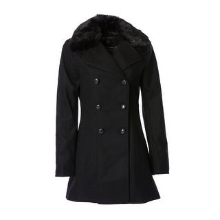 INC International Concepts Women's Peacoat