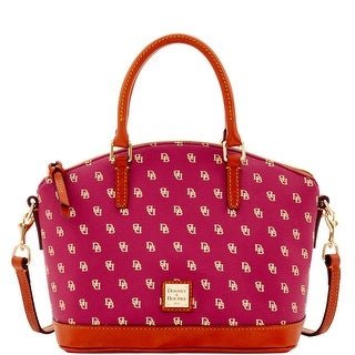 Dooney & Bourke It Toni Satchel (Introduced by Dooney & Bourke at $228 in Sep 2016) - Burgundy
