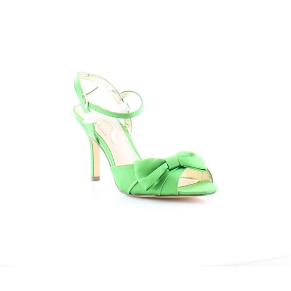 Nina Vashti Women's Heels Apple Green