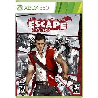Square Enix - D1177 - Escape Dead Island X360