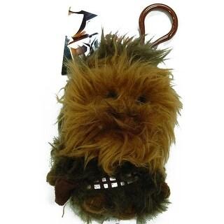 """Star Wars Chewbacca 4"""" Talking Plush Clip On"""
