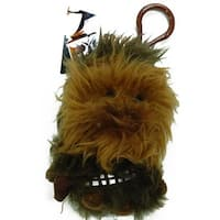 "Star Wars Chewbacca 4"" Talking Plush Clip On - multi"