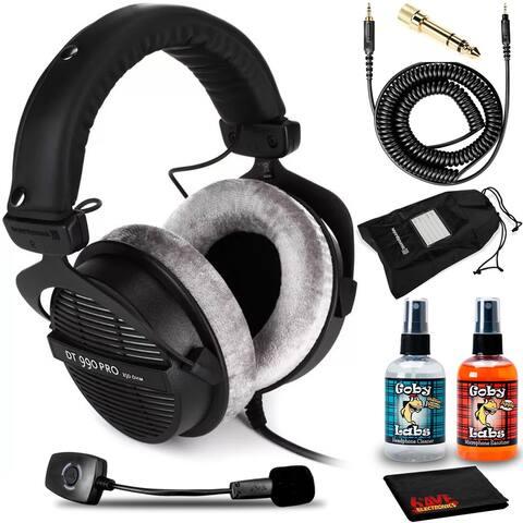 Beyerdynamic DT 990 Pro 250 Headphones Kit + Antlion Audio ModMic