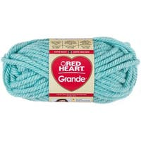 Red Heart Grande Yarn-Wintergreen - Green