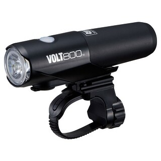 CatEye Volt 800 Rechargeable Cycling Headlight - HL-EL471RC - Black