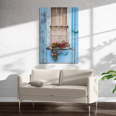 COTTAGE WINDOW Art on Acrylic by Kavka Designs