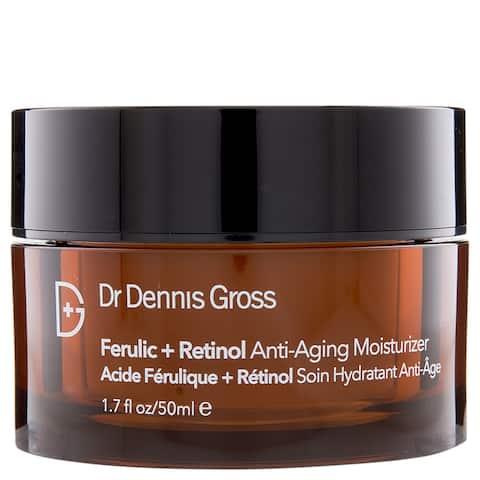 Dr. Dennis Gross Ferulic + Retinol Anti-Aging Moisturizer 1.7 oz / 50 ml