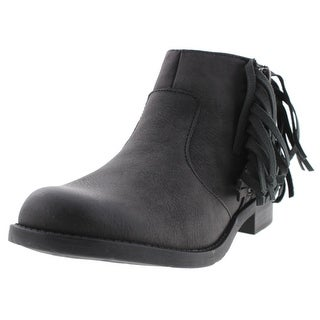 2 Lips Too Womens Too Jumpy Ankle Boots Faux Leather Booties