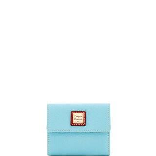Dooney & Bourke Pebble Grain Small Flap Wallet (Introduced by Dooney & Bourke at $98 in Dec 2017)